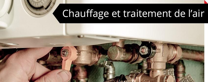 CHAUFFAGE ET TRAITEMT DE L'AIR