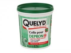 COLLE DEPRON PLUS 1KG QUELYD