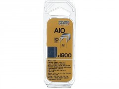 AGRAFE A10MM BLISTER 1800