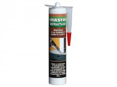 MASTIC REFRACTAIRE POUR CHAUFFAGE 310ML