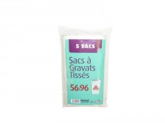 SAC GRAVAT TISSE 56X96 PAQ5