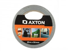 ADHESIF DE REPARATION 25MX50MM GRIS AXTON