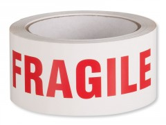 ADHESIF EMBALLAGE FRAGILE 66MX48MM