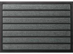 TAPIS ABSORBANT/GRATTANT 40X60CM COMBI GRIS