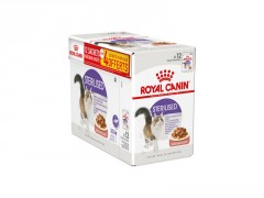 ROYAL CANIN ALIMENTATION CHAT STERIL SAUCE 12X85G +4