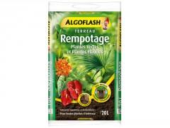 TERREAU REMPOTAGE ALGOFLASH 20L