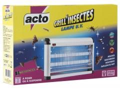 GRILL INSECT ASPI+LAMPE U.V.