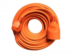 RALLONGE JARDIN H05VVF 3X1,5 MM2 16A 25M ORANGE