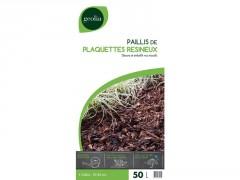 PAILLIS PLAQUETTE RESINEUX 50L