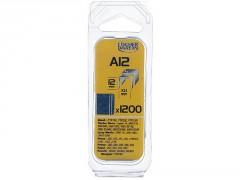 AGRAFE A12MM BLISTER 1200