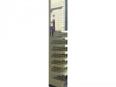 GRILLE CROSS MARKETING 1720X480, MAILLE 50X50