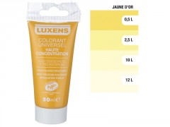 COLORANT HAUTE CONCENTRATION 50ML JAUNE D OR