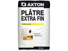 PLATRE FIN 25KG AXTON