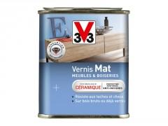 VERNIS MAT GRIS 0L25