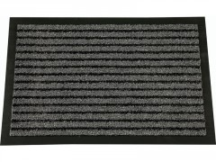 TAPIS ABSORBANT/GRATTANT 60X80CM GRAMAT GRIS