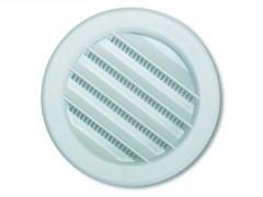 GRILLE PLAST ENC D80 BL
