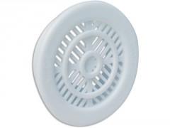 GRILLE PLAST ENC D45 L10 BL