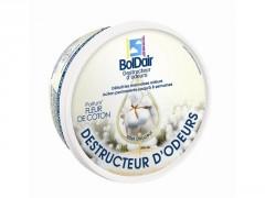 DESTRUCTEUR D ODEUR GEL FLEUR DE COTON 300G BOLDAIR