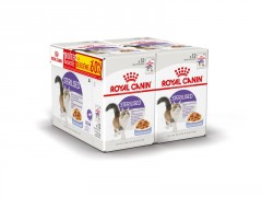 ROYAL CANIN ALIMENTATION CHAT STER GELEE 12+12 -60%