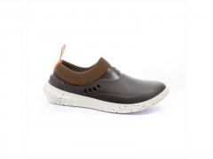 CHAUSSURE MIX MARRON TAILLE 46