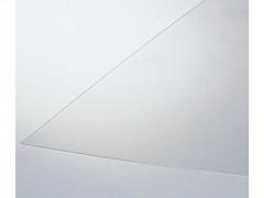 VERRE SYNTHETIQUE POLYGLASS +/- 2MM 0.50X1 CLAIR LISSE